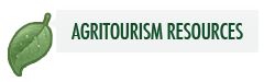 Agritourism Resources